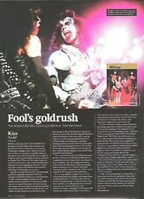 KISS Gold album review UK ARTICLE / clipping
