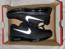 Nike Air Max 2017 Running Shoes Black Anthracite Size 9.5 849559-001