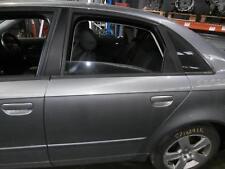 AUDI A4 LEFT REAR DOOR/SLIDING B7 (A4/S4), SEDAN, 11/04-03/08 04 05 06 07 08