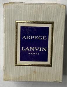 new in box sealed arpege lanvin paris extrait perfume parfums 1 fluid oz 01 828