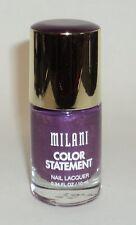 MILANI Color Statement Nail Lacquer Nail Polish nail Enamel ULTRA VIOLET 13
