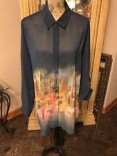 TUNIQUE NWT Sheer Tunic/Dress/Cover-up Size 54 NWT Free shipping