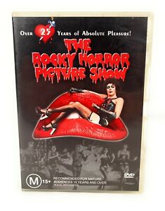 The Rocky Horror Picture Show (25th Anniversary Edition) DVD Region 4 Free Post