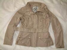 AIRFORCE Woman-Girl Sommerjacke-Trenchcoat Größe XS caramel Neu
