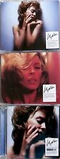 KYLIE MINOGUE * LOVE AT FIRST SIGHT * UK 2 CD & DVD SET * HTF! * FEVER