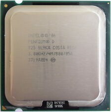 Intel Pentium D 925, LGA 775, fsb 800, 3.0 GHz, 4 MB l2, Dual-Core, sl9ka