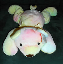 TY BEANIE PILLOW PAL SHERBET WITH TAGS