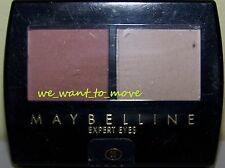 Maybelline Expert Eyes Eye Shadow Duo - 20 ISLAND SANDS - NEW ~ sealed