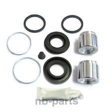 Bremssattel Reparatursatz Dichtsatz + Kolben HINTEN 30mm Bremssystem ATE