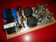 Homemade 300B Single Ended Amplifier