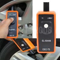Universal TPMS Reset diagnostic tool EL-50448 Tire Pressure Monitor Sensor OEC-T