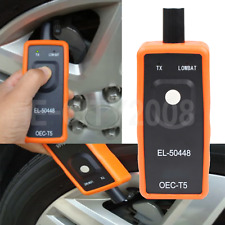 EL50448 TPMS Reset Auto Tire Pressure Sensor Activation Tool For GM Up to 2018