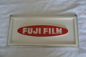 Vintage Fuji Film Advertising Sign 70's??