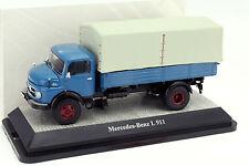 Mercedes-Benz L911 blau 1:43 PremiumClassiXXs