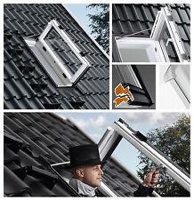 Velux GXU FK06 0070 66x118 THERMO Wohn/Ausstiegsfenster Türfunktion incl. EDZ