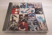 U2 - 'ACHTUNG BABY' CD - Island records 1991 - 1990s pop rock