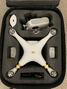 DJI Phantom 3 Professional 4K Camera Quadcopter