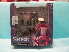 SEALED McFarlane Toys Shrek - Duloc Dungeon Action Figures Set Playset W/ Sound