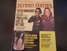 Hayley Mills, Susan Hayward, Sonny & Cher - Screen Stories Magazine 1975
