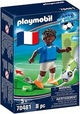Playmobil ® 70481 Joueur Français - Footballer- Sport - Neuf - New - nuevo