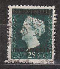 Nr. 353 Indonesia Indonesie nr 3 CANCEL TONDANO 1948 Wilhelmina