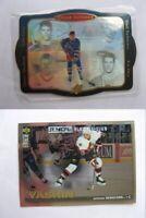 1995-96 Collector's Choice #189 Yashin Alexei platinum player's club  sens