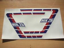 FANTIC MOTOR TX160 MIK26 TX190 Regolarita Competizione Twinshock Geländesport