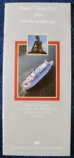 ROYAL VIKING LINE -- 1985 Northern Europe Brochure