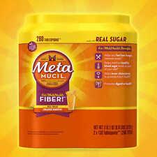 Metamucil MultiHealth Fiber, Value Pack 260 Doses