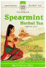 Tè alla Menta Verde a base di erbe - 480 bustine di tè scatole (12) - Portantina Brand