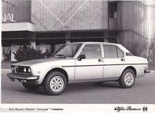 Alfa Romeo Automobile Press Kits and Press Photos