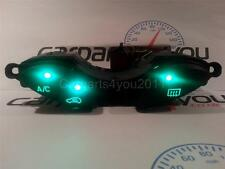 FORD FOCUS MK1 98-05 GREEN LED 3 BUTTON AC / DEMISTER SWITCH + FREE UK POST