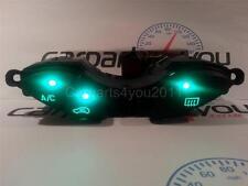 Ford Focus MK1 98-05 botón LED Verde 3 AC/desempañador interruptor + Free UK Post