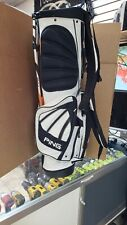 Ping Freestyle Hoofer 4-Way Divider Dual Strap Golf Stand Bag