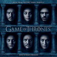 Ramin Djawadi - Game Of Thrones (OST Season 6) [CD]