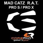 Corepad Skatez Mausfüße Mad Catz Pro X / Cyborg R.A.T Pro S