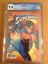 CGC 9.8 Superman #32 1st Appearance of Mr. Oz Jor-El