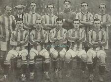 Season 1919 - 1920 FC Burnley Football Team 1920 Photo Article A562