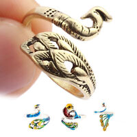 Ring Knitting Tools Finger Wear Thimble Yarn Adjustable Ring Sewing Accessories