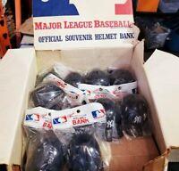 1970s NEW YORK YANKEES MLB Baseball Batting Helmet COIN BANK MINI NEW