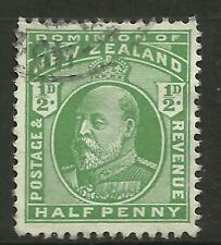 Used Individual New Zealand Stamps