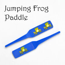 Magician's Tricky Paddle Jumping Frogs Jump Mind Effect Real Magic Trick