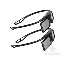 [Sintron] 2X 3D RF Active Glasses for Epson EH-TW5200 EH-LS10000 3D Projector AU