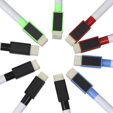 10 x Value Dry Wipe Colour White Board Marker Pens Drywipe Markers Bullet Tip