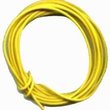 10 Ft. Yellow Wire for O Gauge Scale TRAINS Strandard