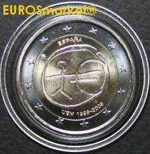 Pièces euro d'Espagne pour 2 Euro année 2009