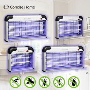 Concise Home Electric Insect Killer UV light Mosquito Fly Zapper 12W20W30W40W