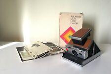 Polaroid SX-70 Original + accessories