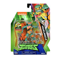 Teenage Mutant Ninja Turtles Rise Of Michelangelo Wild Card Action Figure NEW