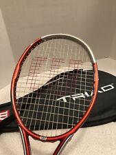 Wilson Triad 26 Tennis Racquet T26 Grip 4' 1/8 -  Head 103'